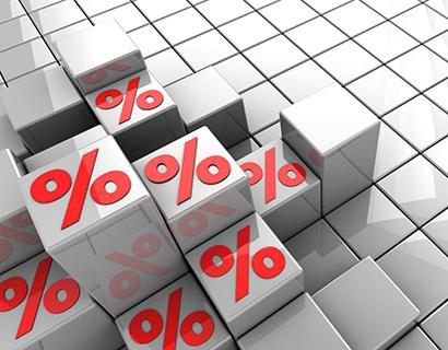 Максимальная ставка повкладам топ-10 банков снизилась до8,4%