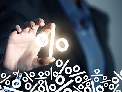 Максимальная ставка банковРФ повкладам увеличилась до8,79%