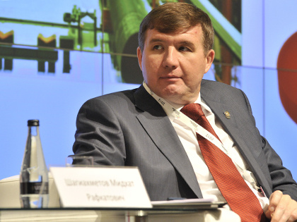 Руководителя Нацбанка Татарстана отстранили отдолжности