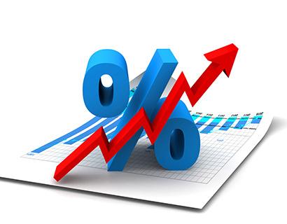 Максимальная ставка повкладам врублях начала расти