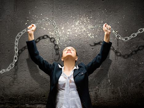 Освободившись от «зарплатного