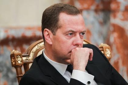 Медведев объявил о повышении ставки НДС до 20