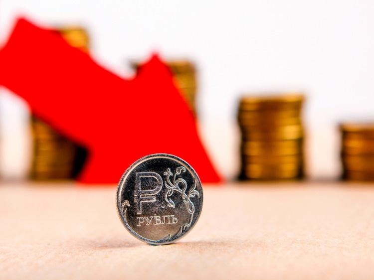 Аналитики Банка России предупредили о рисках занижения курса рубля