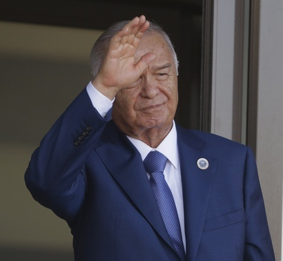 Скончался единственный президент Узбекистана Ислам Каримов, правивший страной 26 лет