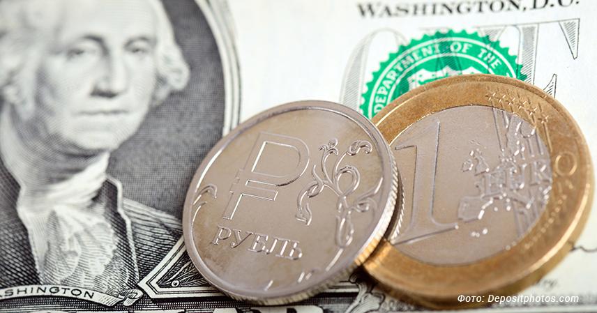ЦБ по итогам августа зафиксировал укрепление рубля к ключевым валютам